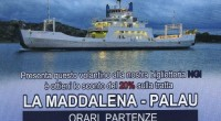 La Compagnia di Navigazione Generale Italiana è lieta di informare i signori turisti presenti nell'isola che qualora scegliessero la nave Caronte nel collegamento La Maddalena-Palau possono usufruire […]