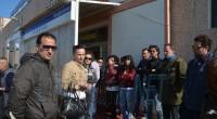 14 aprile 2014, sesto giorno che i lavoratori presso il supermercato DiSardegna incrociano le braccia dopo che per alcuni mesi non hanno ricevuto gli stipendi. Una sindacalista […]