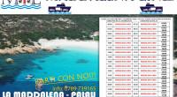 CLICCA SULLA FOTO PER VEDERE gli orari della motonave Caronte, Maddalena Lines