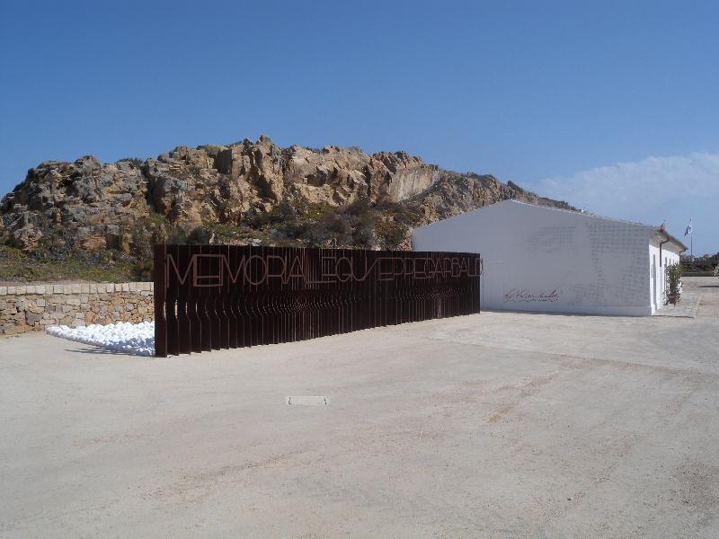 Caprera- Memoriale Giuseppe Garibaldi