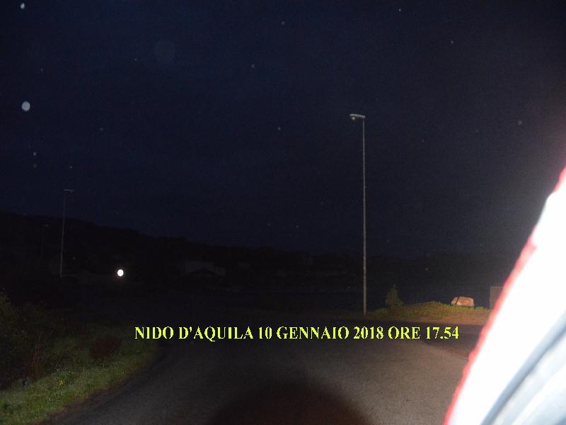 ILLUMINAZIONE NIDO D'AQUILA