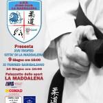 Locandina evento judo definitiva A