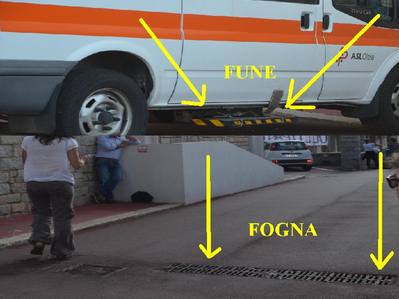 AMBULANZA E FOGNA
