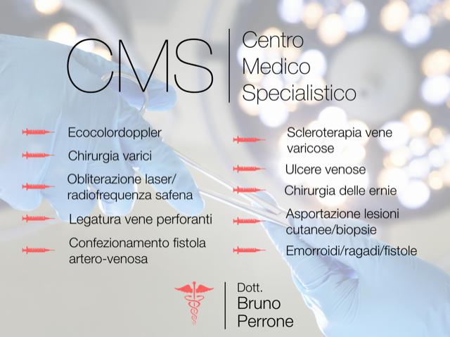 Centro Medico Specialistico Dott. Bruno Perrone