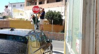 A tempo di record è stata sistemata la segnaletica in Via Ugo La Malfa, a piazzare i cartelli il consigliere delegato di maggioranza Gianni Nieddu e Adriano […]