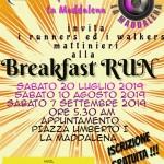 breakfast run