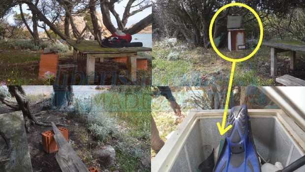 Non appena è stata pubblicata la struttura senza autorizzazione nella prima Cala dietro l'Isola di Santa Maria, zona MA, qualcuno ci ha ricordato quanto notato nella Cala […]