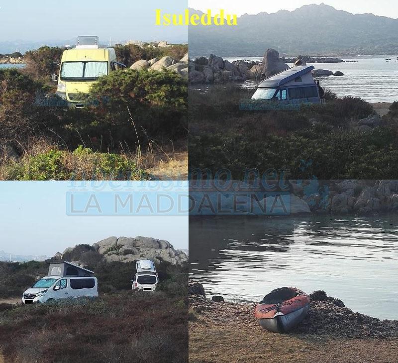 camper isuleddu