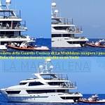 salvataggio personale yacht OK