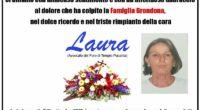 Le più sentite condoglianze alla famiglia Grondona per l'immatura perdita di Laura.