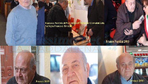 Sono trascorsi tre anni dall'immatura scomparsa dell'amico e collega Franco Nardini. Noi lo ricordiamo con grande affetto. La sua scomparsa non ha permesso neanche di poter vedere […]