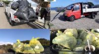 Il gruppo 'Un arcipelago senza plastica' sono intervenuti nella giornata di sabato nell'isola di La Maddalena e Caprera. Al suo sedicesimo intervento (del gruppo, oltre 100 gli […]