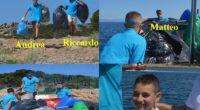 Anche i nostri giovani del gruppo hanno fatto la loro parte. Il più giovane, Federico Grondona, di otto anni non si è risparmiato nel raccogliere la plastica. […]