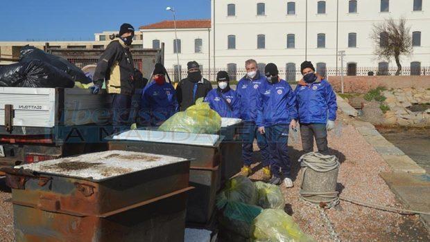A causa delle pessime condizioni meteo il gruppo dei volontari 'Un arcipelago senza plastica' ha annullato l'intervento alle isole e dedicato la loro attenzione a La Maddalena, […]