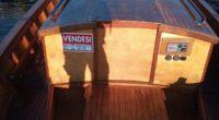 Gozzo in legno di metri 7, larghezza 2,90 con motore Lombardini da 25 cv. L'imbarcazione cabinata dell'anno 2017 è visibile presso il porto di Palau, è dotata […]
